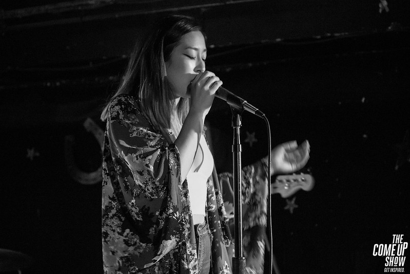 Alcordo opening for JMSN @ Horseshoe Tavern in Toronto 2016