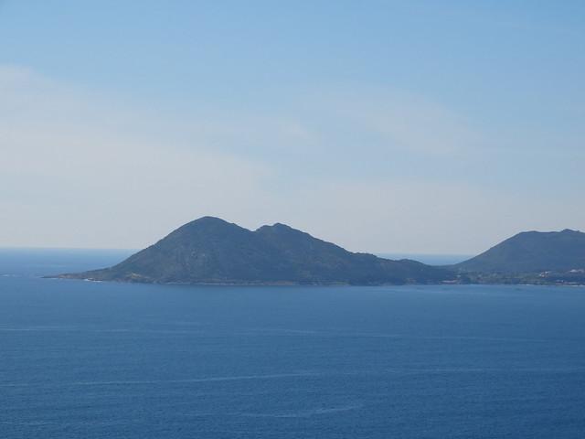 Montelouro desde Porto do Son