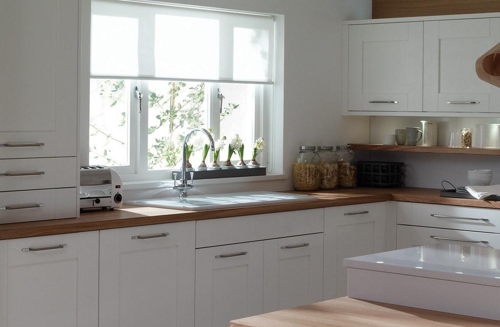 Chalk White Kitchen
