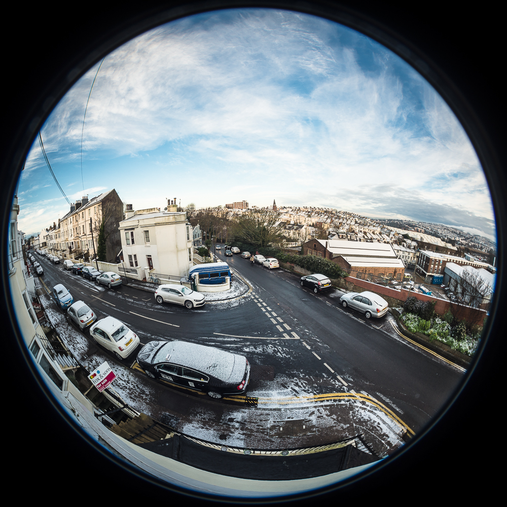 8mm Sigma F 35 Ex Dg Fisheye Circular Untitled