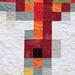 Pixelated Dragon Quilt
