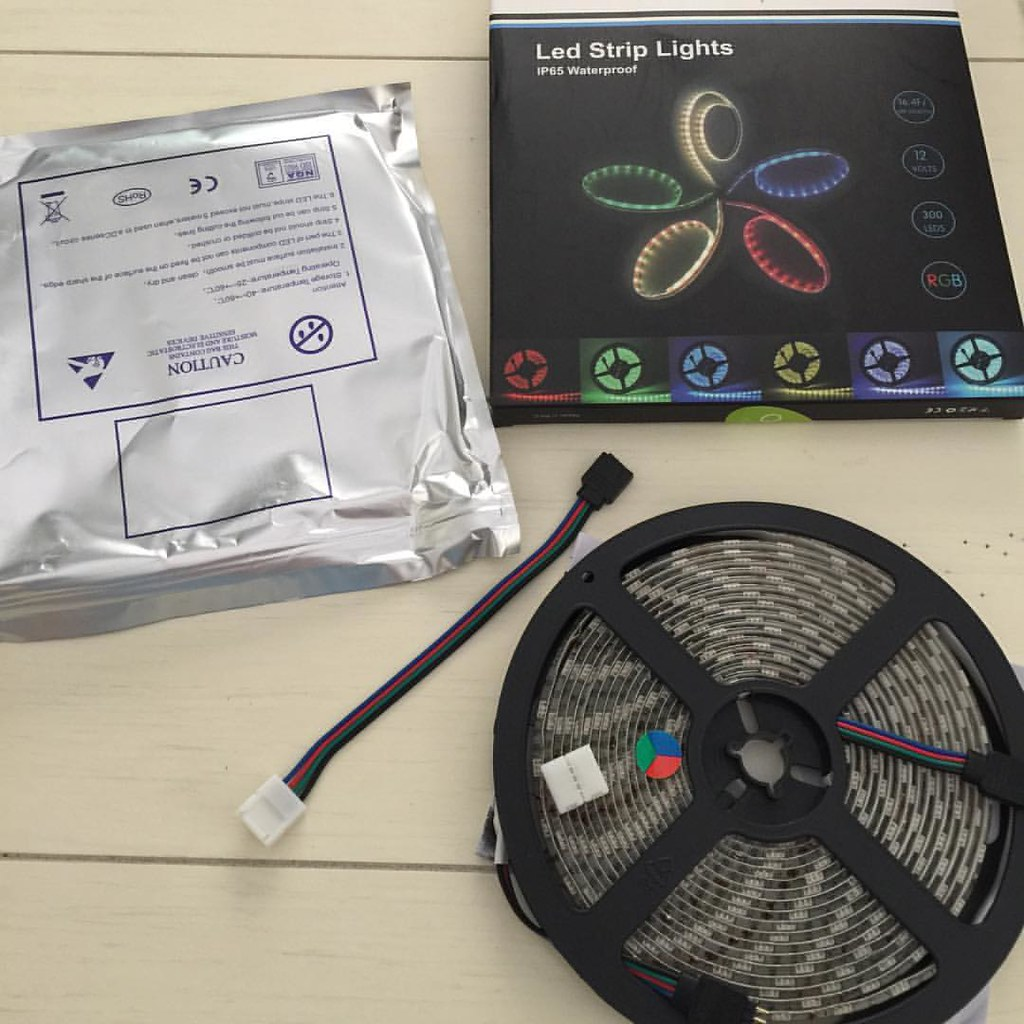 Can T Wait To Try These Waterproof Led Strip Lights Kit