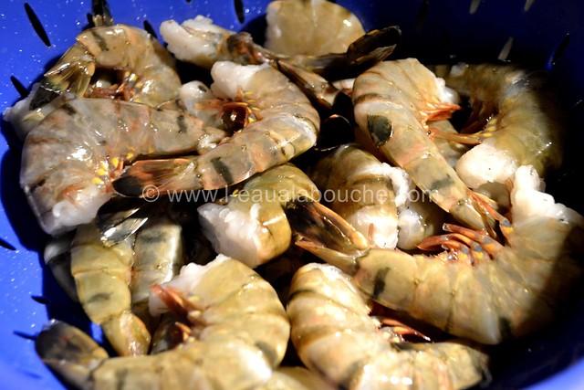 Crevettes à l'Ail © Ana Luthi Tous droits réservés 004