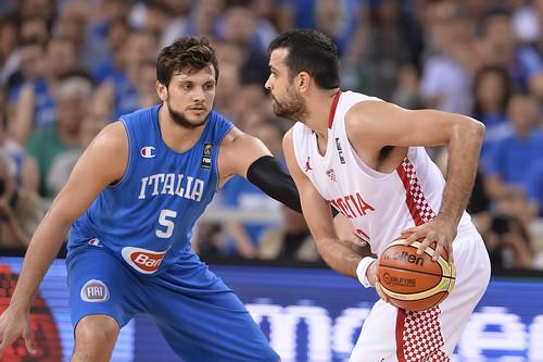 Simon segna 21 punti, la Croazia supera l'Italia e va a Rio