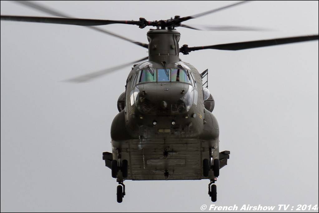 Boeing CH-47 Chinook , RIAT , Fairford , Royal International Air Tattoo 2014 , Meeting Aerien Air Tattoo , Meeting Aerien 2014