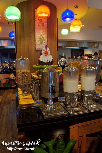 Legoland Hotel Malaysia Breakfast Buffet