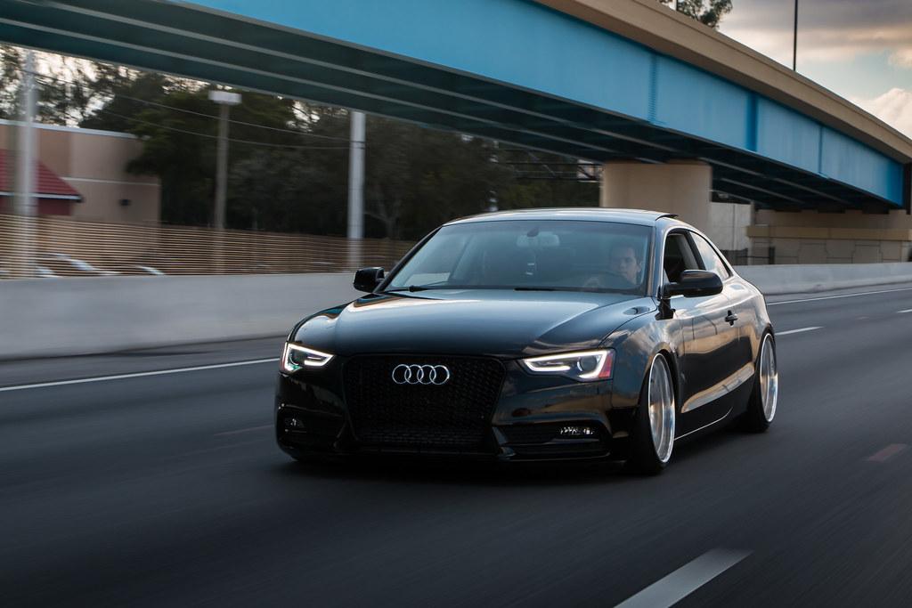 Bagged Audi A5 Owner Ig Bradyo Photographer Ig