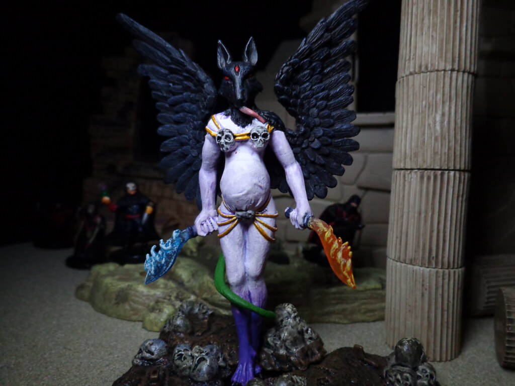 Lamashtu Mother Of Monsters And Killer Of Children