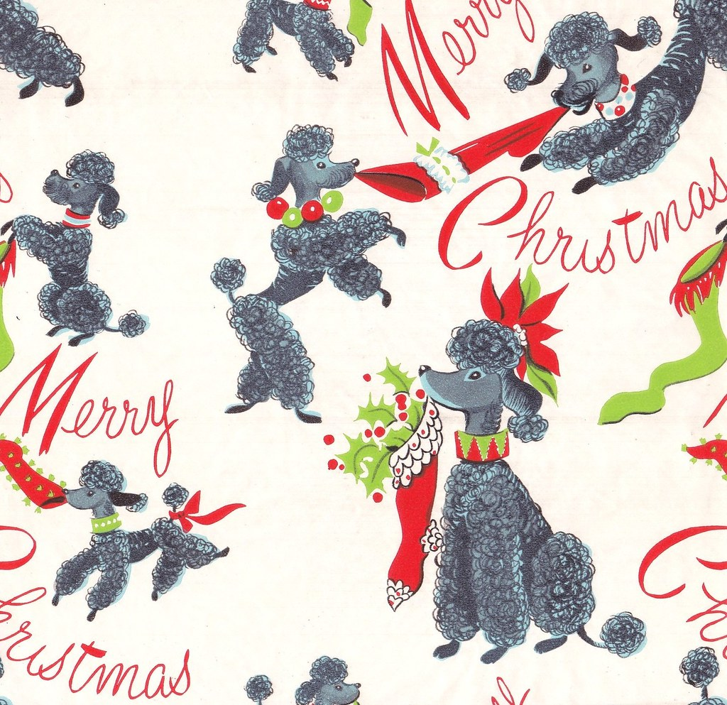 Old Fashioned Christmas Wrapping