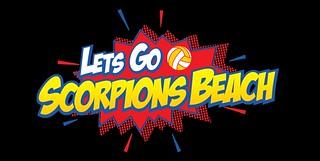 scorpions beach