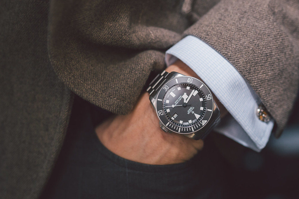 On The Wrist Tudor Pelagos Robbie Khan Flickr