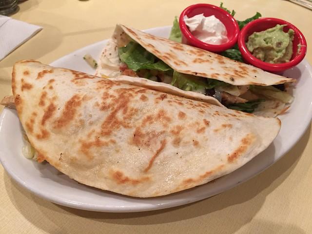 Chicken tacos - Ruby's Diner