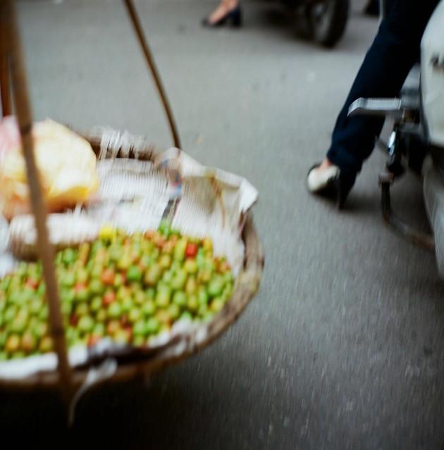 {Hanoi - venders 2}