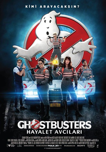 Ghostbusters: Hayalet Avcıları - Ghostbusters (2016)