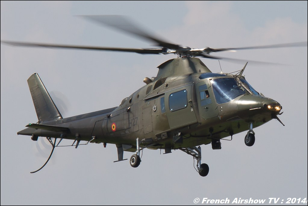 Agusta A109B Solo Display Belge AIR14 Payerne 2014 Canon Sigma France contemporary lens