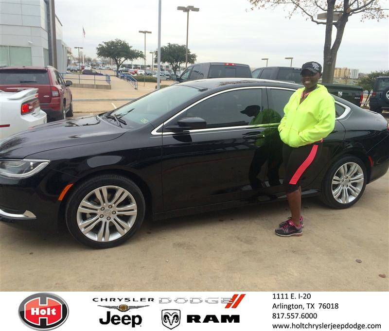 Congratulations To Carla Hope On Your #Chrysler #200 Purch