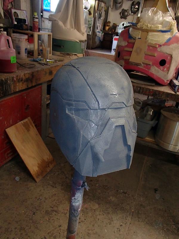 Shae Vizla Helmet Primed