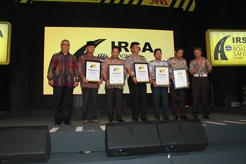 Indonesia Road Safety Award 2014