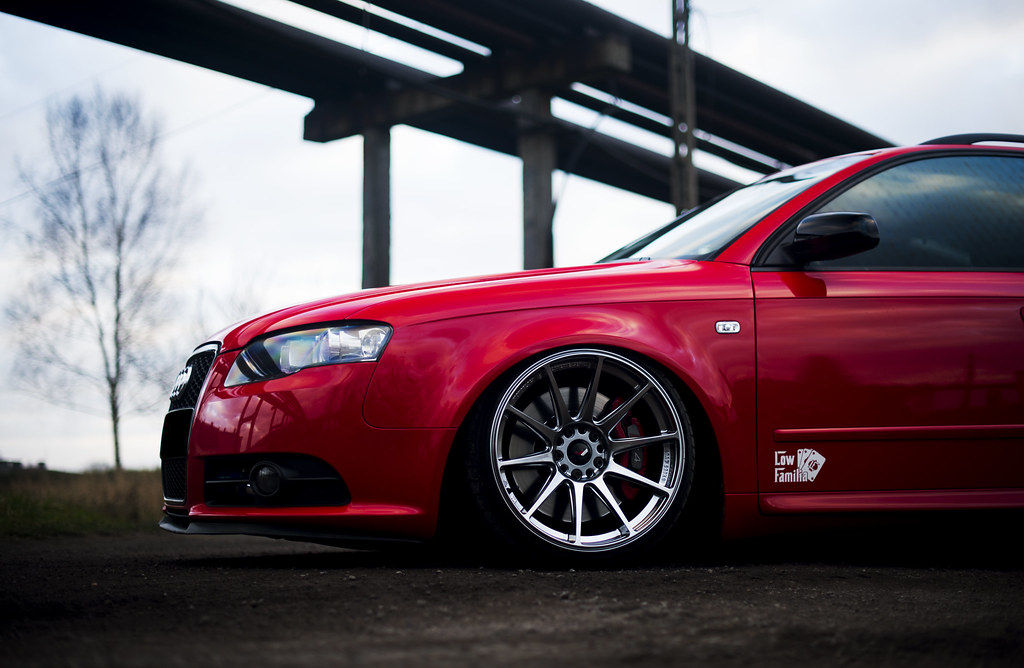 Audi A4 Jr 11 18x9 5 Et30 Hiper Black Jr Wheels Flickr