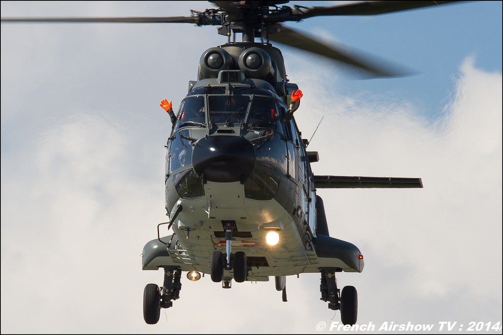 Swiss Air Force Super Puma Display AIR14 Payerne 2014 Canon Sigma France contemporary lens