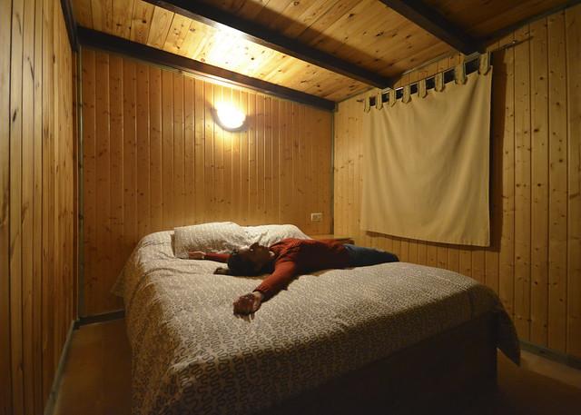 Habitación en el camping Laroles de las Alpujarras