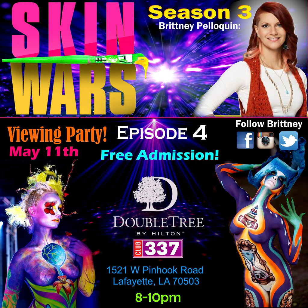 Angela Roberts Photography: Episode 4 Viewing Party Skin Wars Season 3