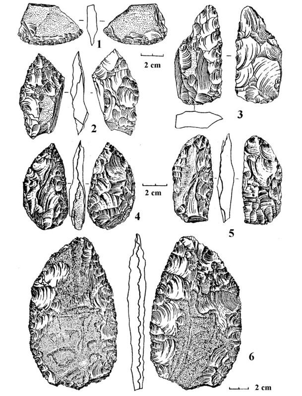 Ukraine palaeolithic