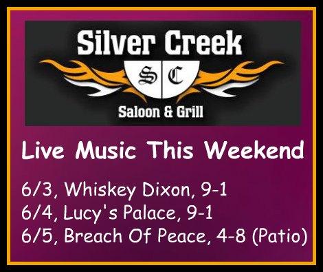 Silver Creek 6-3-16