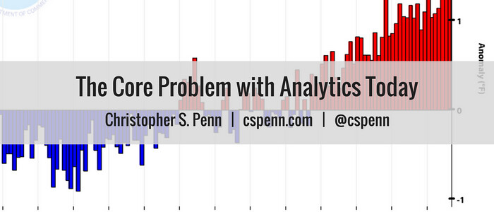 The core problem of analytics.png