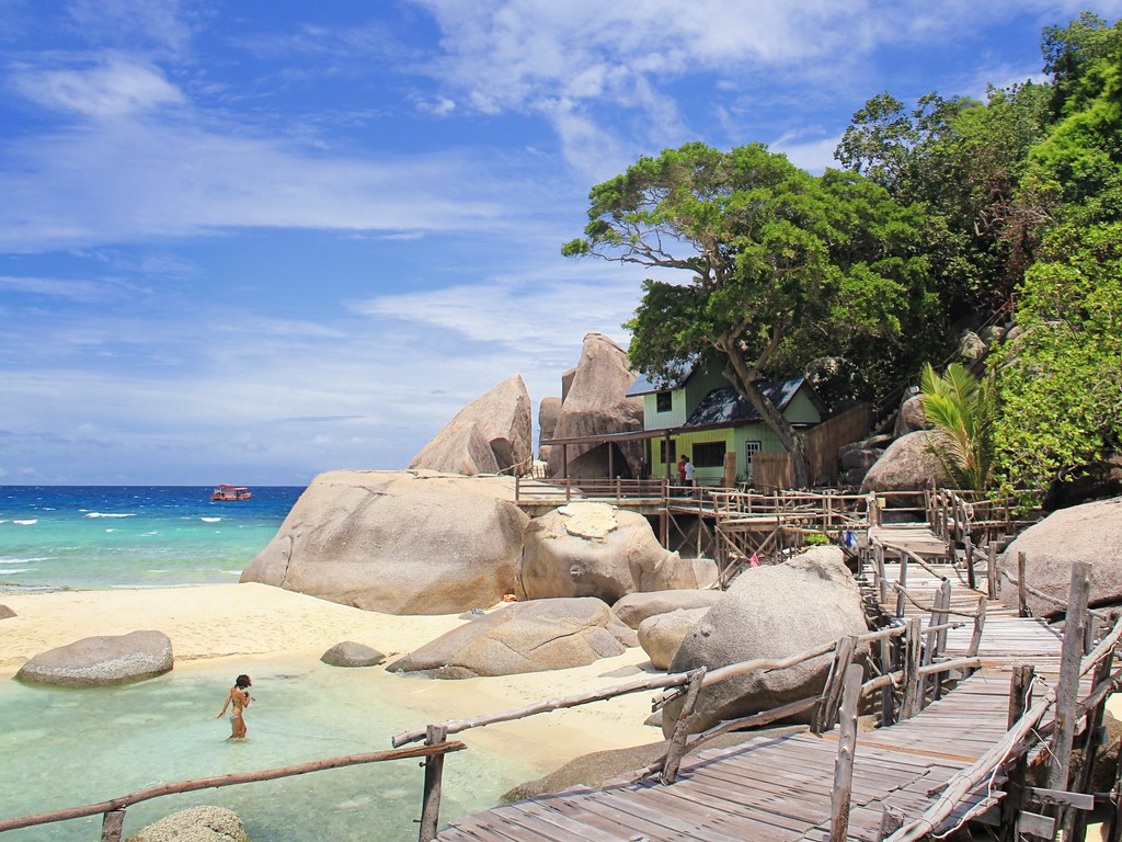 Our stay on nangyuan island dive resort all rights reser flickr - Nangyuan island dive resort ...