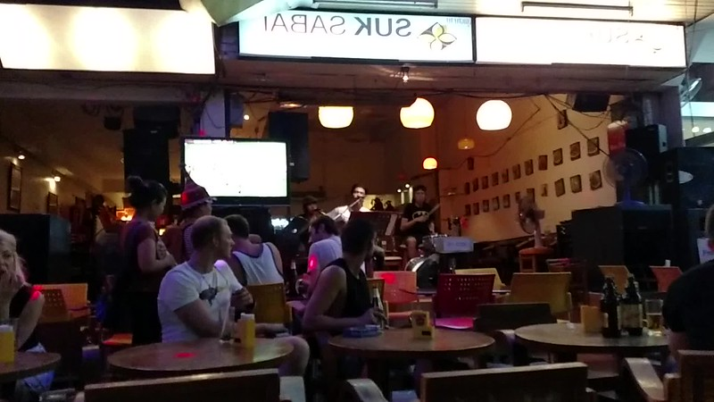 Bangkok Live Music