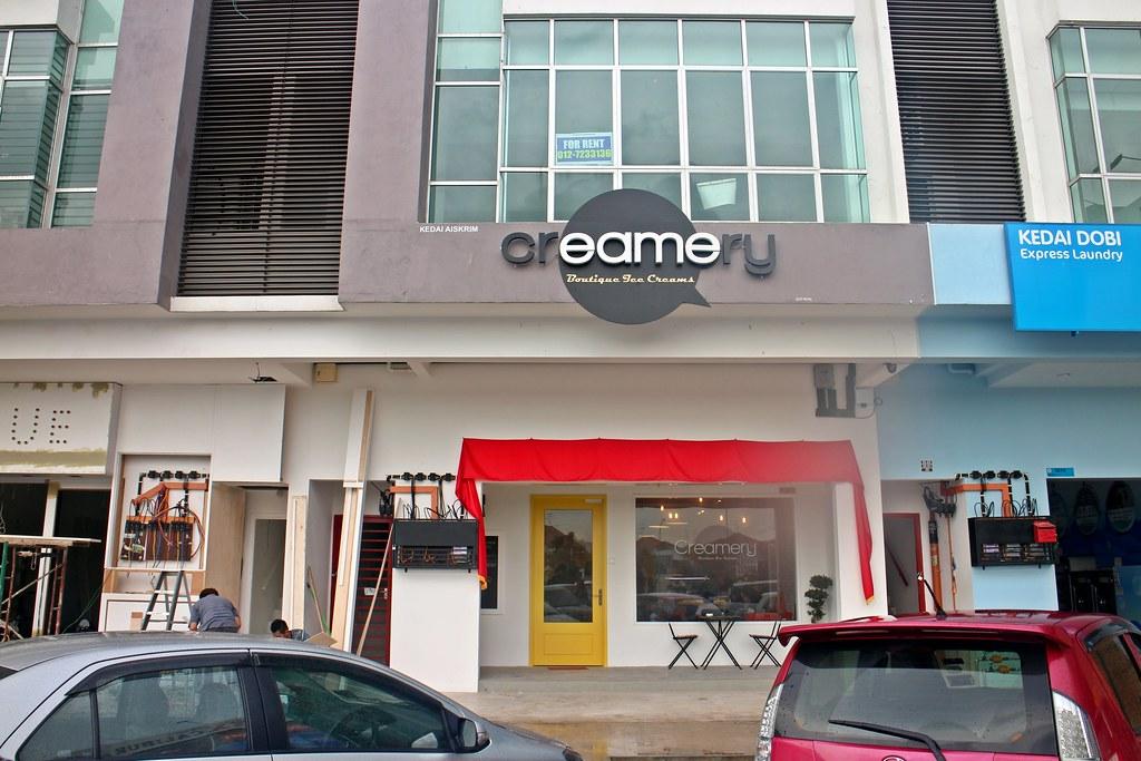 Matcha Johor Bahru: Creamery Boutique JB