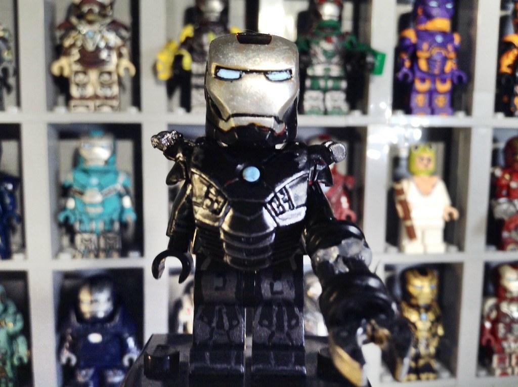 lego iron man mark 34 - photo #6