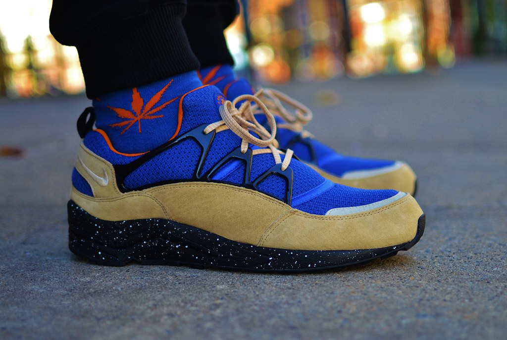 Air Huarache Light On Feet
