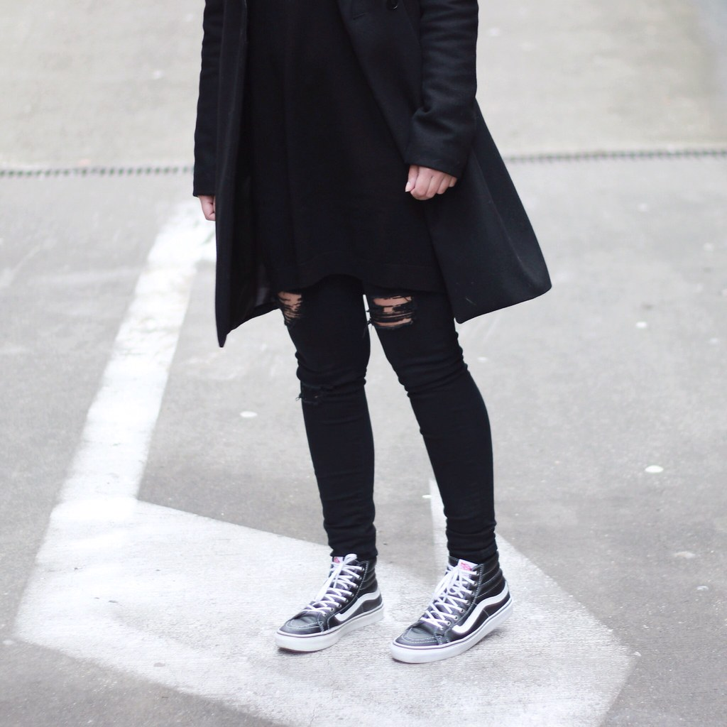 Wearing Shoes That Are Ripped Reddit