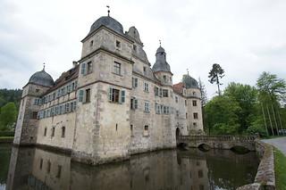 Wasserschloß Mitwitz by Steffen Zahn, (CC BY 2.0)