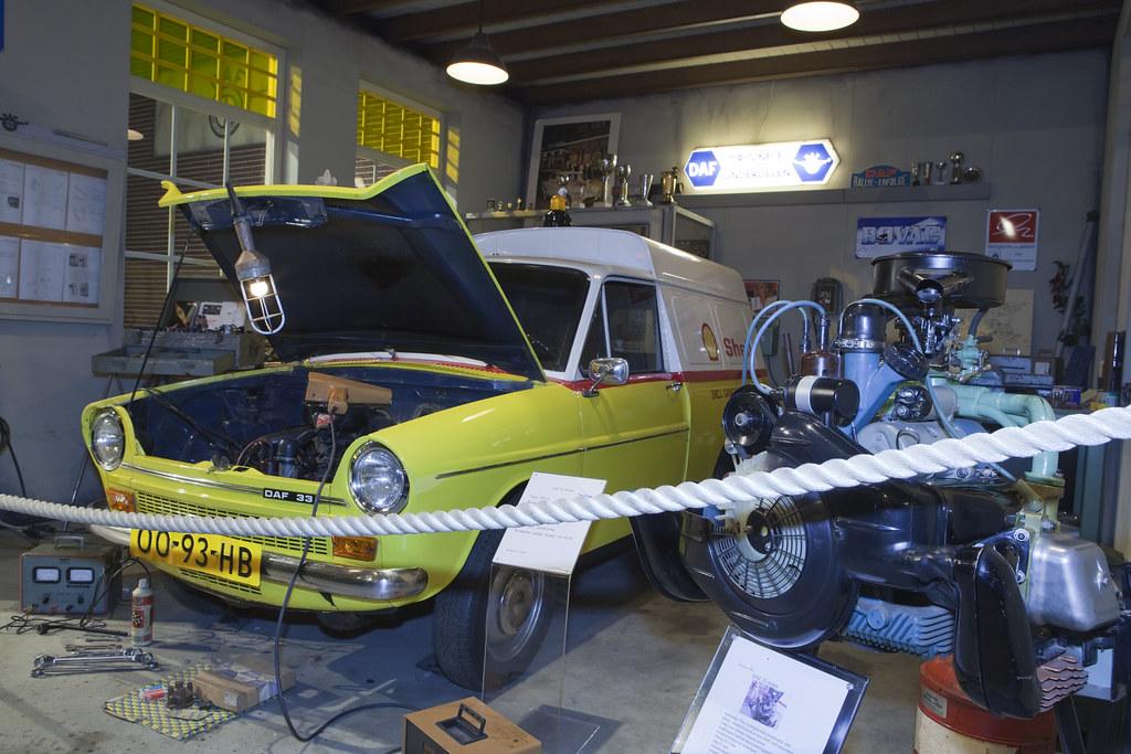 daf garage daf museum eindhoven appie deijcks ForGarage Daf Reims