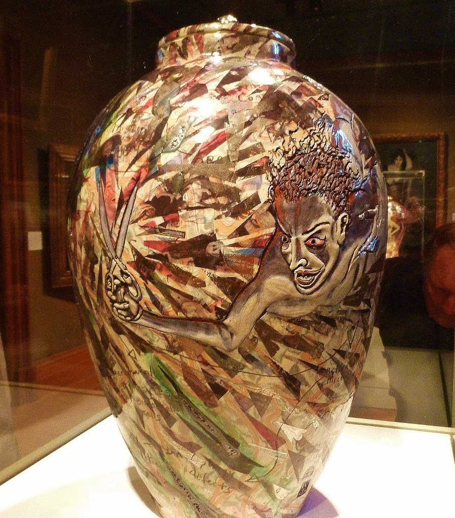 Alzheimers Part Of Grayson Perry S Who Are You