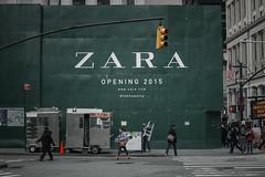 Indicios de racismo en tiendas de Zara