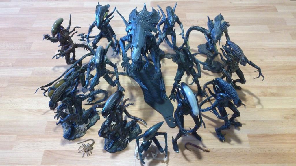 Xenomorph Deacon Alien Aliens Alien 3 A...