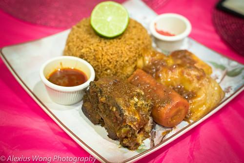 Thiebou Diene - Senegalese Stewed Fish
