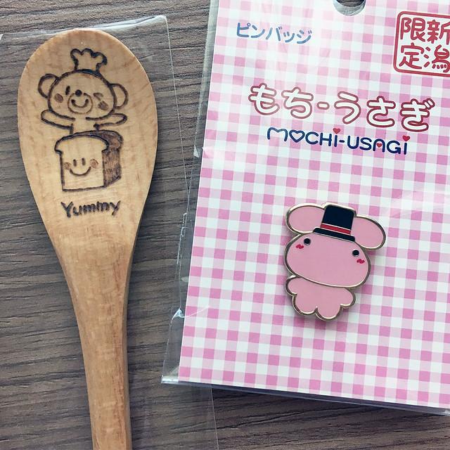 My favourite Design Festa purchases