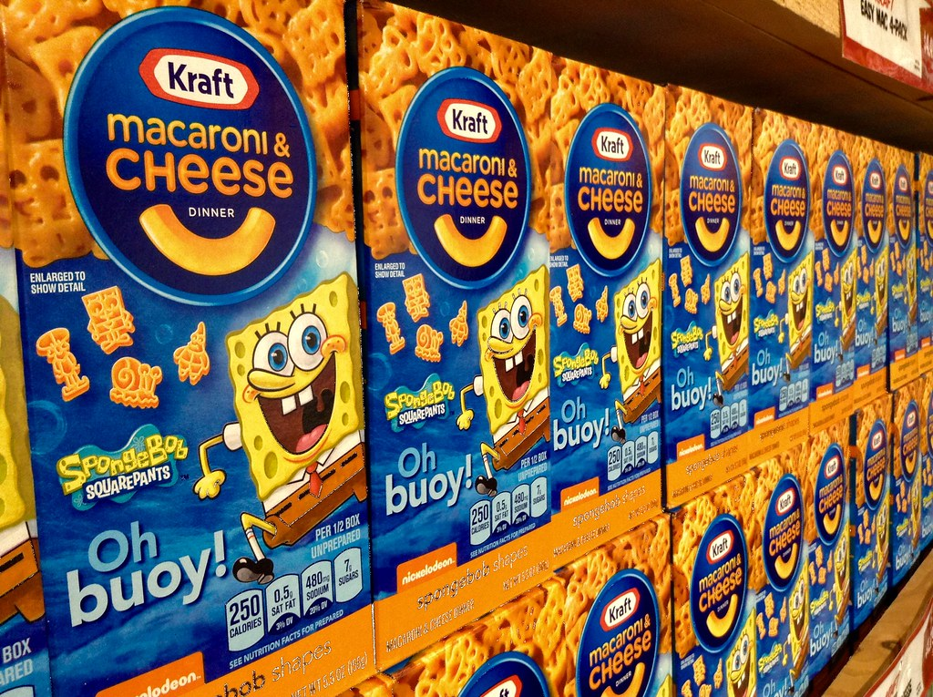 Kraft Mac And Cheese Car Wash Gif