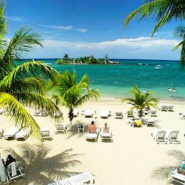 Good Morning from the beautiful island of #Jamaica!!! Wher