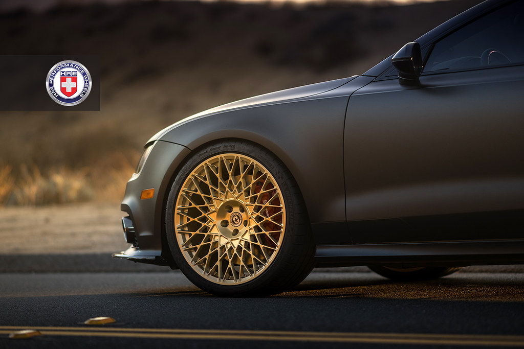 ... HRE Wheels Photo Gallery for Audi C7 A6/S6/RS6, A7/S7 and RS7 - Page 2