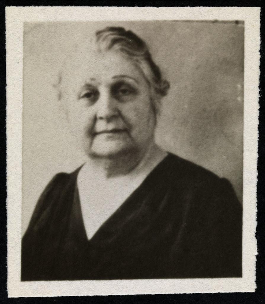 Retrato de Madame Neva...