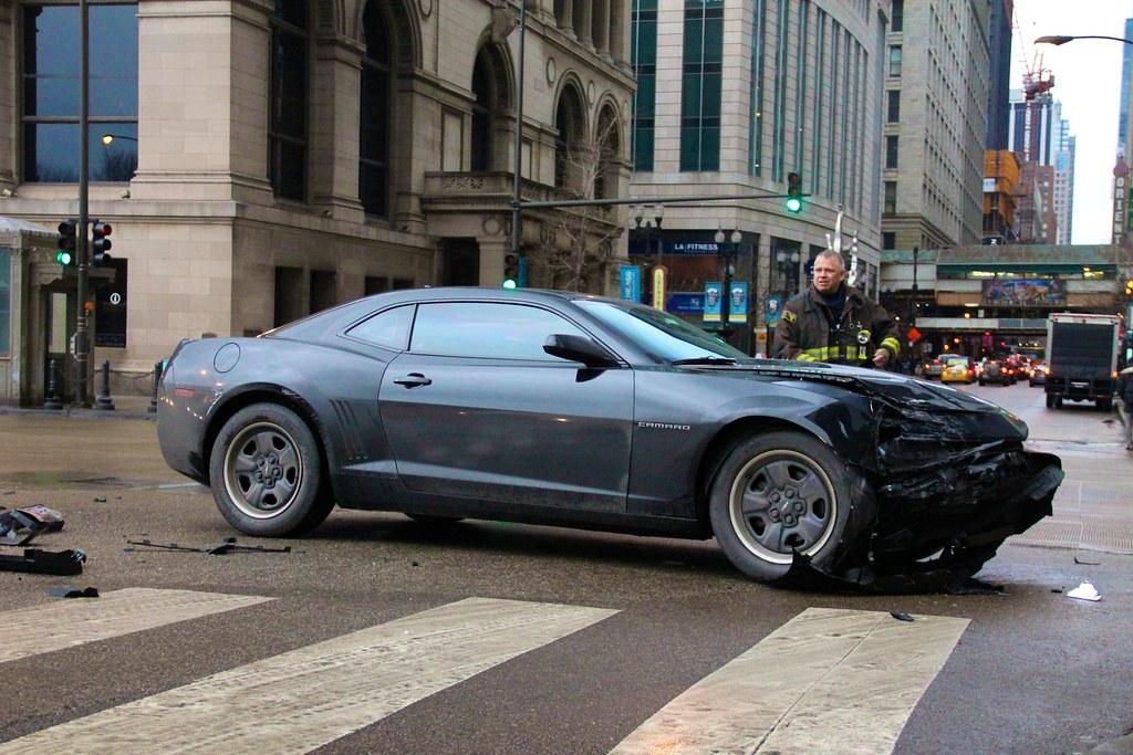 Car Crash Michigan City