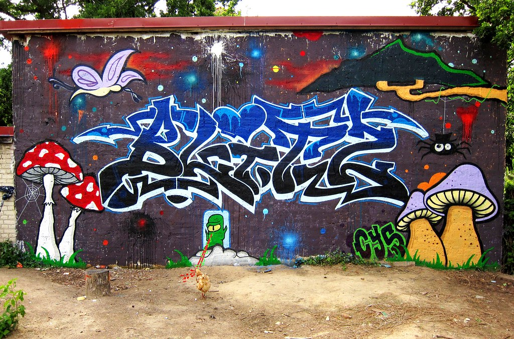 blitz graffiti berlin ich style oldschool real dope flickr