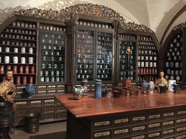 Museo de la Farmacia de Heidelberg (Alemania)