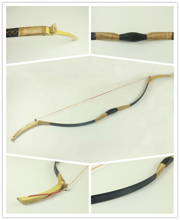 black mongolian bow